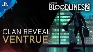 Vampire: The Masquerade - Bloodlines 2: Clan Introduction: Ventrue | PS4