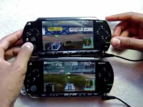 How To Play Games On 2 PSPs With Only One UMD