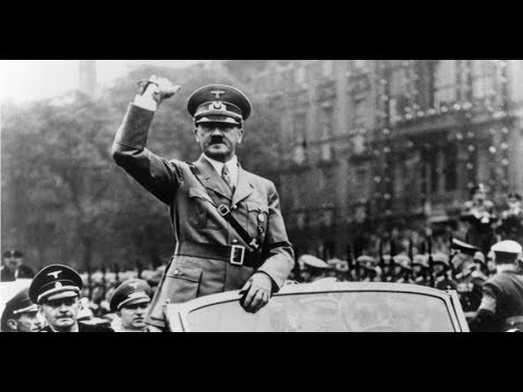 Nazi Germany - Rise to Power (Hitler in Color Documentary)