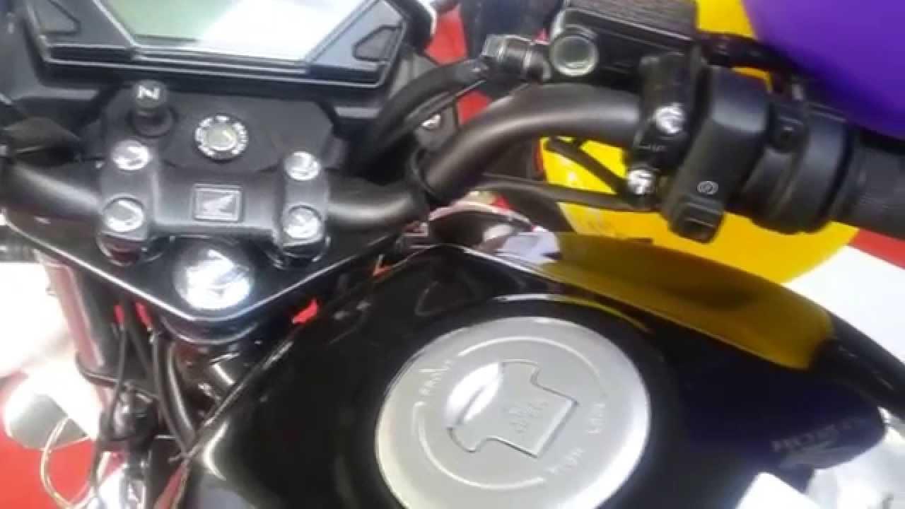 Nueva Honda Invicta 150 2015 Precio Ficha Tecnica Caracteristicas Colombia