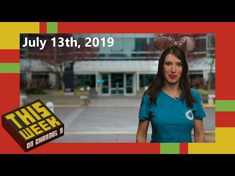 TWC9: VS Code Updates, Nuxt, Windows 1 0 and more | This Week On
