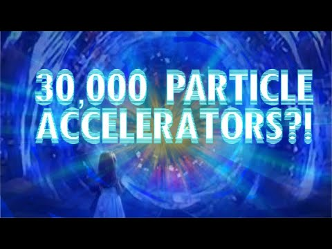 Mandela Effect ALERT! 30,000 Particle Colliders Worldwide CERN is Everywhere Quantum Changes Reality