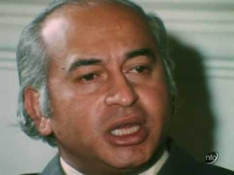 Zulfikar Ali Bhutto - Changing The Face Of Pakistan
