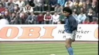 Maradona...El Pibe de Oro