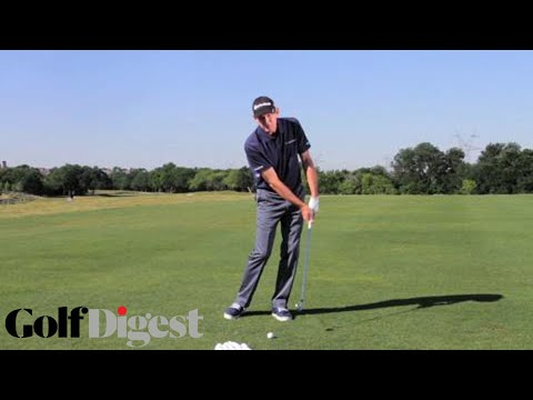 Hank Haney on How to Hit a Solid Iron Every Time | Chipping & Pitching Tips | Golf Digest