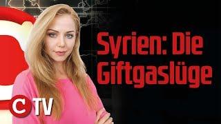 Die Woche COMPACT: Syrien - Die Giftgas-Lüge