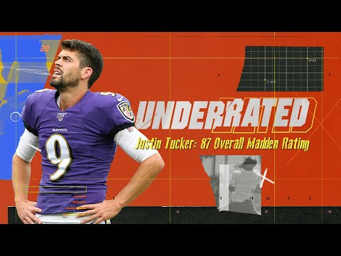 Justin Tucker Lines Up from 67 Yards to Fix His Kick Power Rating
