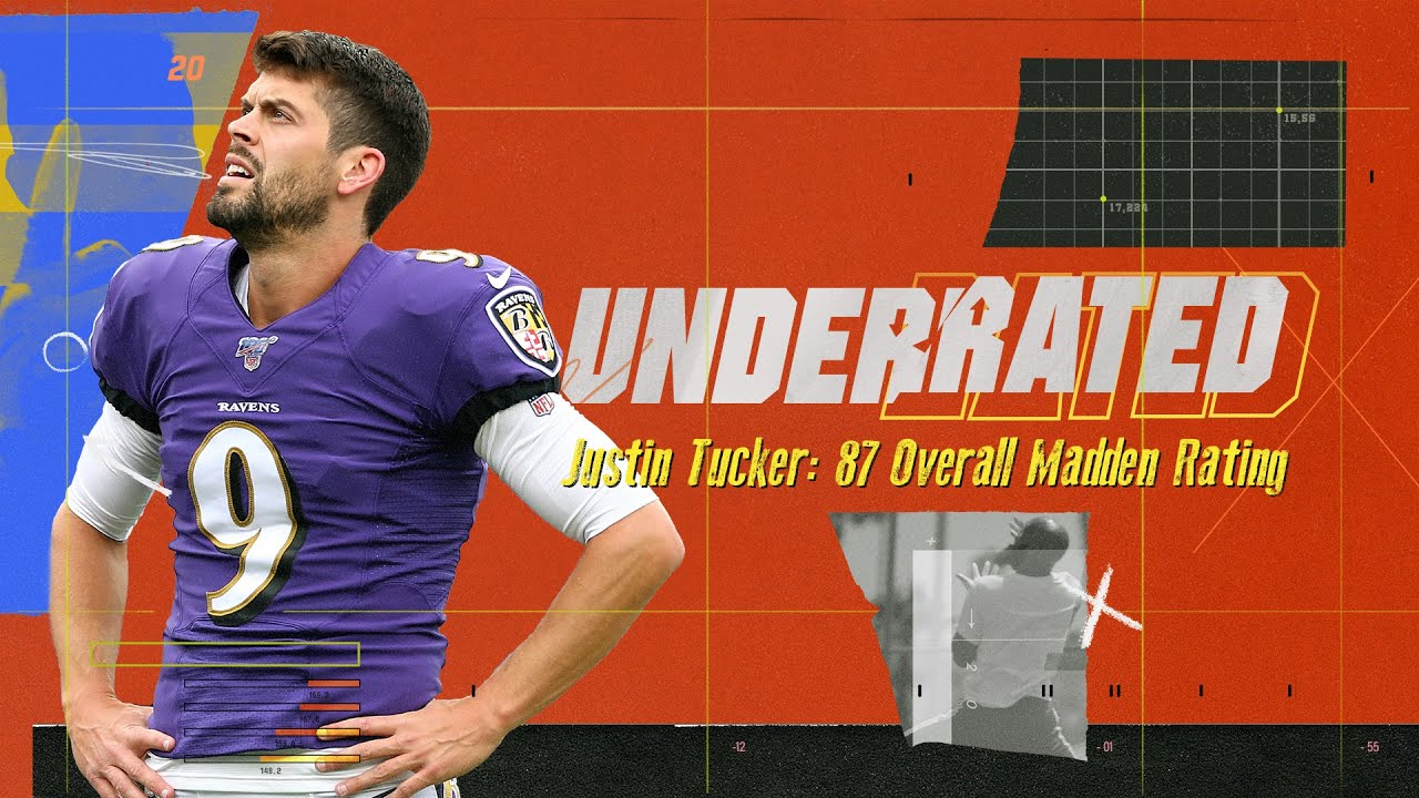 Justin Tucker Lines Up From 67 Yards To Fix His Kick Power Rating Underrated S1e4 Youtube
