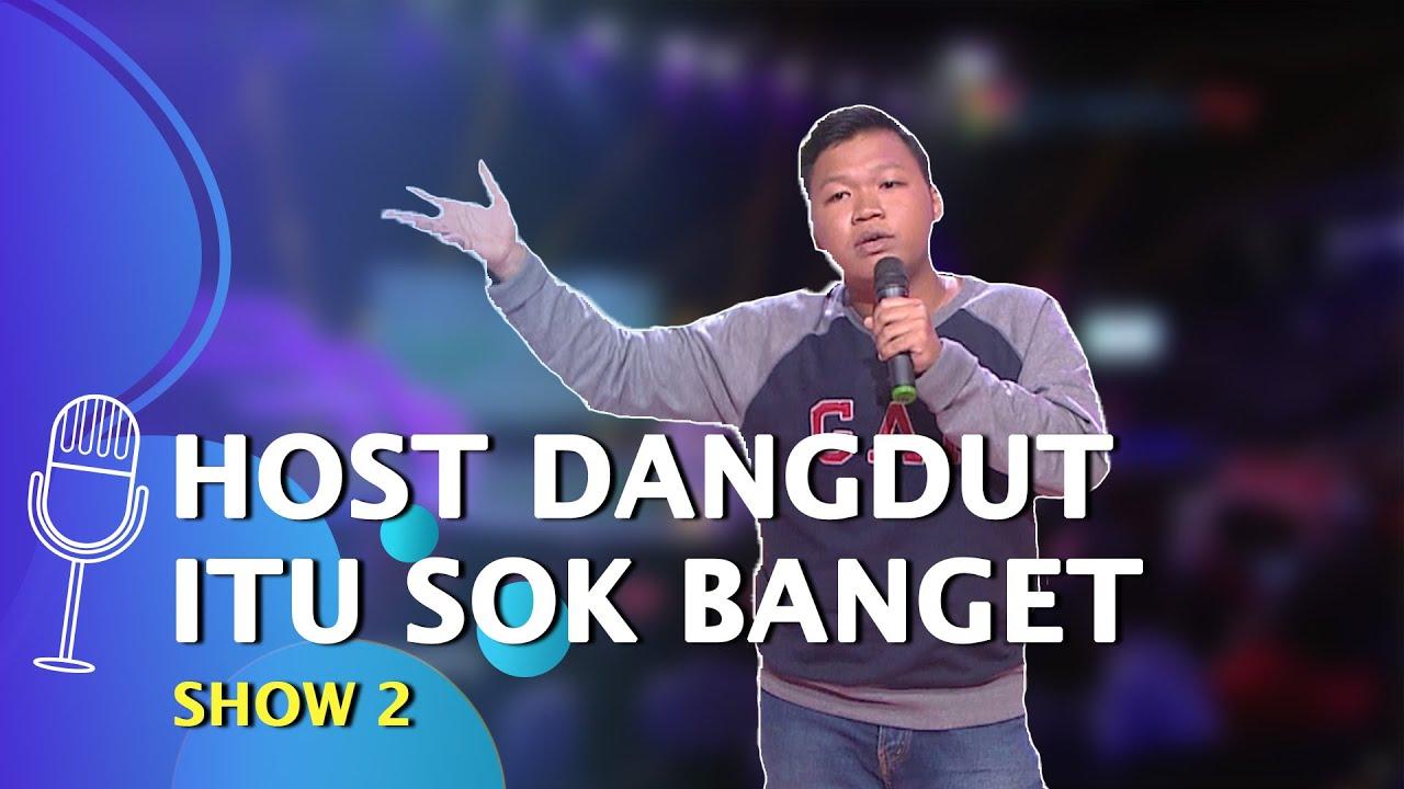 Stand Up Comedy Rahmet soal Dangdut, Raditya Dika: Lo Tetep Tukang Begal Favorit Gue - SUCI 5