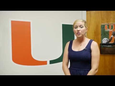 Online Master's in Sport Administration: University of Miami