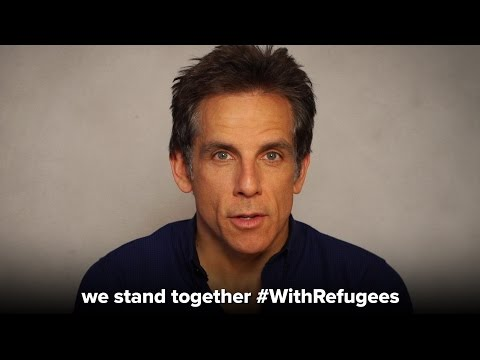 We Stand #WithRefugees 2016 - Please Stand With Us