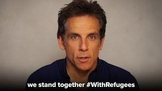 We Stand #WithRefugees 2016 - Please Stand With Us thumbnail