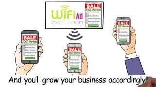 Proximity Marketing - Turn Your FREE WiFi Into A WiFi Advertising Income Stream