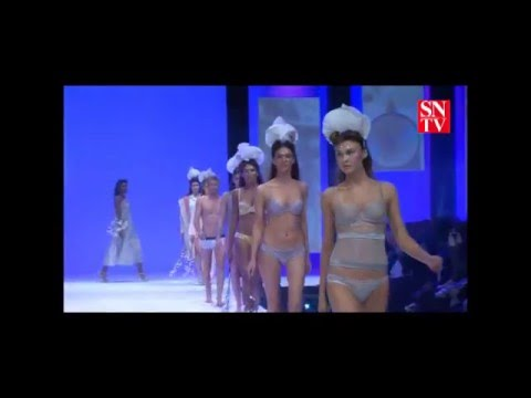 Défilé de Lingerie-Garden of Dreams-Salon International de la Lingerie-SIL 2016-Part 1