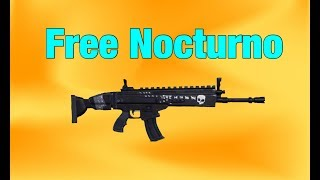 fortnite giving away a free NOCTURNO !!! (SAVE THE WORLD)