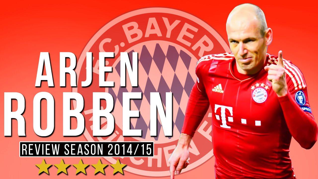 Arjen Robben Football Statistics | WhoScored.com