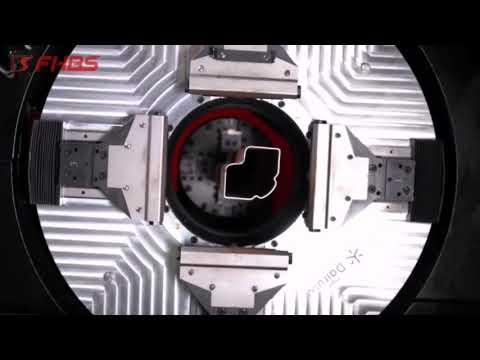 Versatilidade ⚡️ Máquina Para Corte de Tubos Complexos ! Laser Fibra Óptica Baisheng Laser!