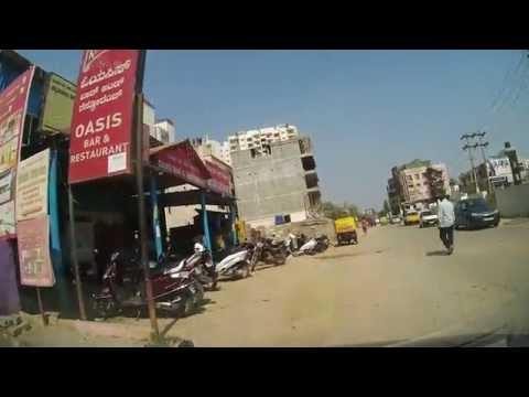 Pathetic condition of Neeladri road in Electronic City Bangalore