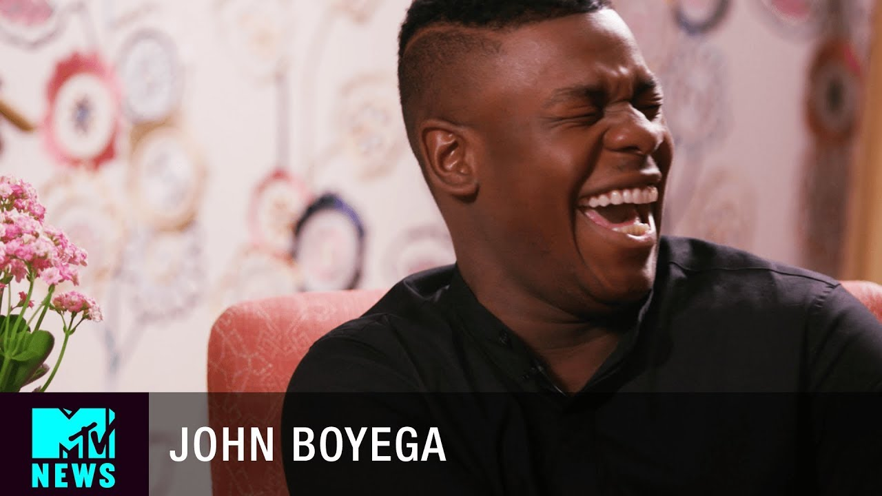 John Boyega On Losing Out On 'Maze Runner' & 'Pacific Rim: Uprising' | MTV News