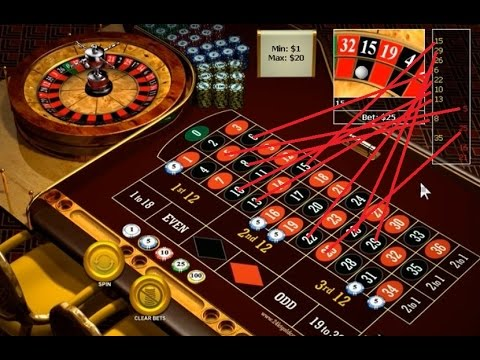 Betting Strategies For Roulette