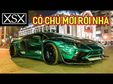 Lamborghini Aventador độ LB-WORK 3 TỶ độc nhất Việt Nam đã có chủ nhân mới, đó chính là...   XSX