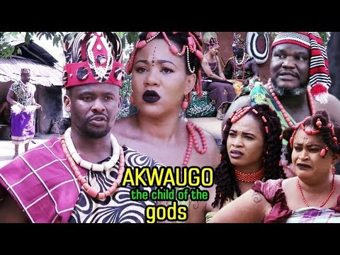 Download Akwugo The Child Of The gods 1&2 - 2018 Latest Nigerian Nollywood Movie/African Movie Full HD
