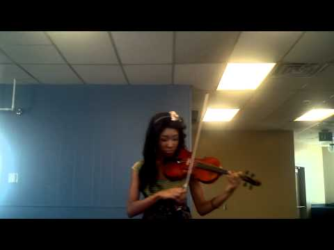 Elfen Lied:Shinkai violin cover