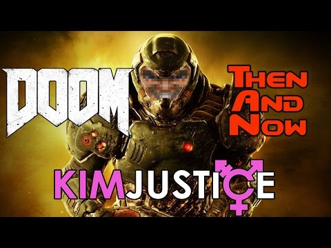 DOOM - THEN AND NOW:  A Personal History of Demon Slaughter - Kim Justice
