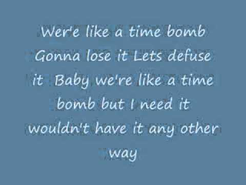 All Time Low -Time Bomb (studio version) with Lyrics