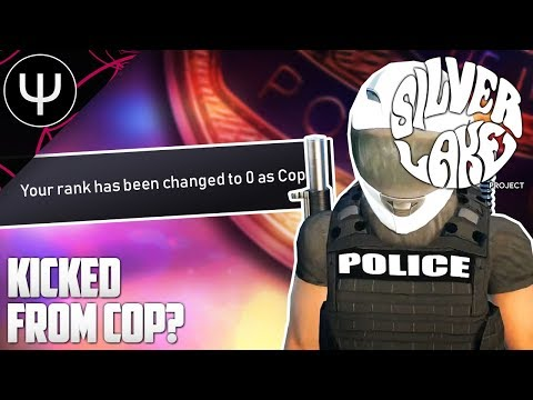 ARMA 3: Project Silverlake Life Mod — KICKED From Cop?!