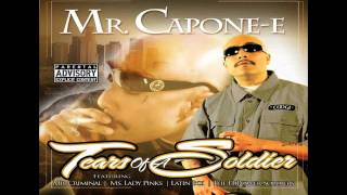 Mr. Capone-E- I Did You Wrong (Ft. Latin Boi) (NEW MUSIC 2011) (Tears Of A Soldier)