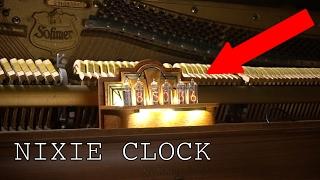 The Art Deco Nixie Clock
