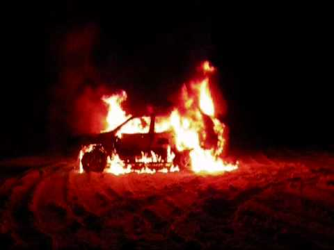 Lexus Suv Fire Fully Involved Watch Entire Video Youtube