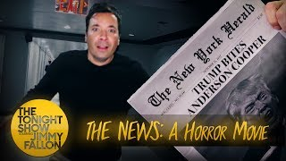 THE NEWS: A Horror Movie