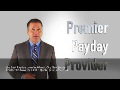 Payday Loan Near Me Atlantic City New Jersey