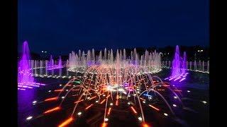 Фото Светомузыкальный фонтан в Царицыно ( 26.06.17 )