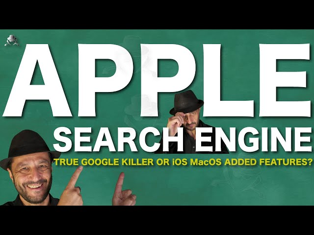 Apple Search Engine : true Google Killer or iOS MacOS added features?