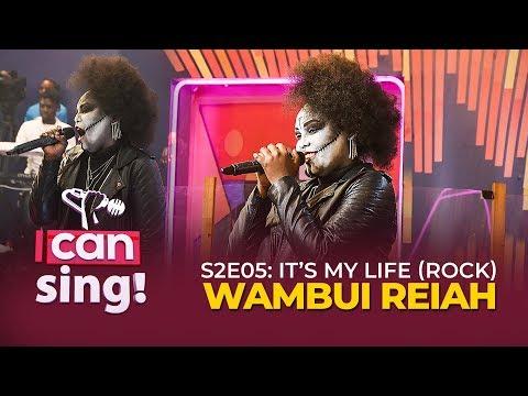 It's Kind Of Demonic Music - Wambui Reiah | I Can Sing S02E05