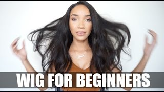 HAIR| The Perfect Lace Wig for Beginners! (MyFirstWig by RPGShow)