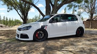 Golf R Build Project