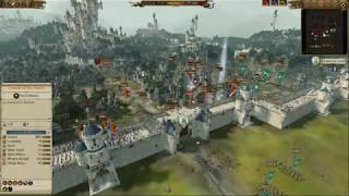 Total War Warhammer II: Shenanigans, How Many Peasants The Game Show