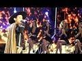 """Carlos Milanesi cantó """"La Malagueña"""" de Elpidio Ramírez y generó una gran emoción en el estudio"""