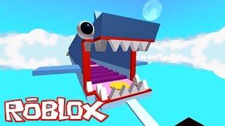 Roblox: ESCAPE DO TUBARÃO !! - (Escape The Shark)