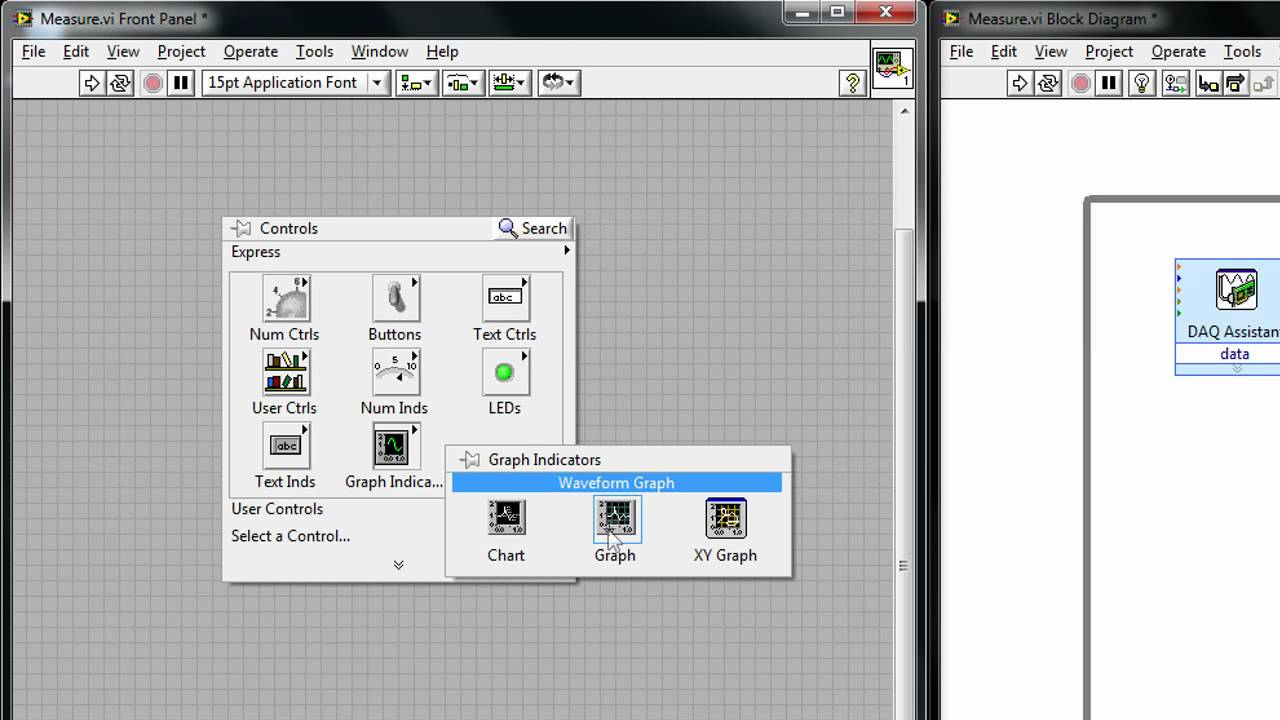 Building A Graphical User Interface Gui For Data Acquisition Psoc 3 Block Diagram Applications Youtube