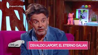 Osvaldo Laport y su obsesión por las malas palabras - Cortá por Lozano
