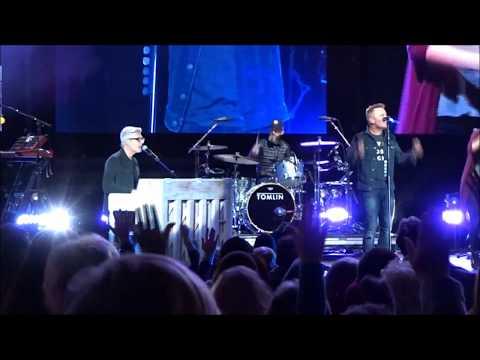 Chris Tomlin LIVE w/ Matt Maher...complete concert (Pt 2)...Houston, TX...10/28/17