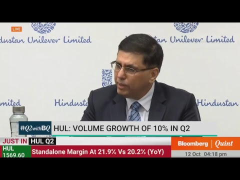 #Q2WithBQ: HUL Earnings Fineprint