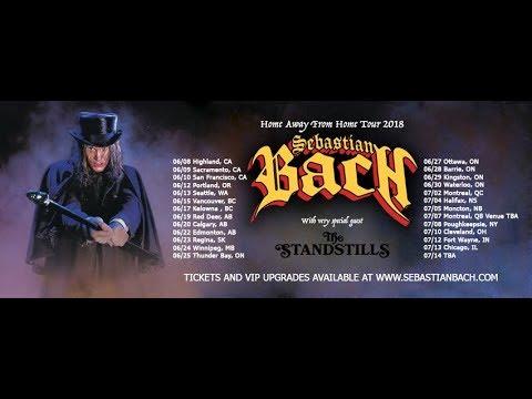 John 5 + Sebastian Bach Shout At The Devil 2018 4K ULTRA HD