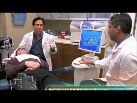 The Doctors TV Show Cerec Crown.m4v