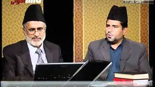 Prophecy of destruction in the present time-persented by khalid Qadiani.flv